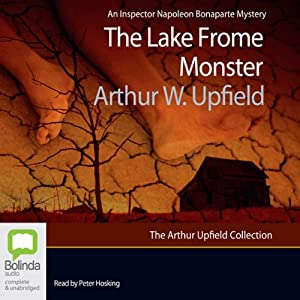 The Lake Frome Monster Audiobook