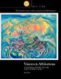 img - for Visions & Affiliations: A California Literary Time Line Part One (Small Press Distribution (All Titles)) book / textbook / text book
