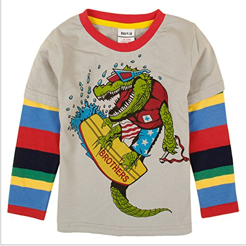 Dinosaur Clothes For Kids front-1029000