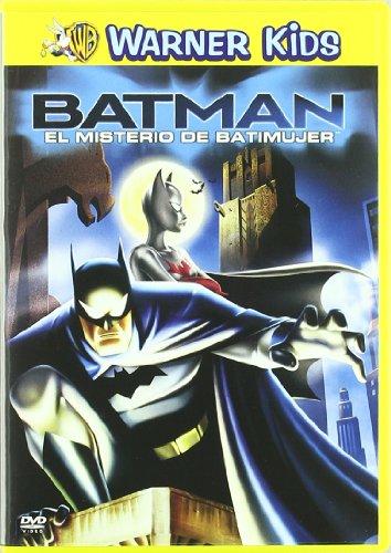 Batman Y El Misterio De Batimujer [DVD]