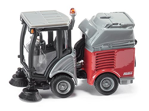 SIKU - Mini Road Sweeper by Siku (Street Sweeper Truck compare prices)