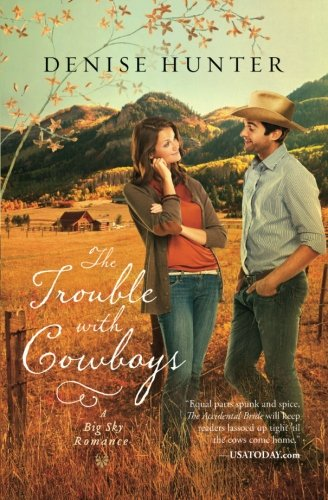 Image of The Trouble with Cowboys (A Big Sky Romance)