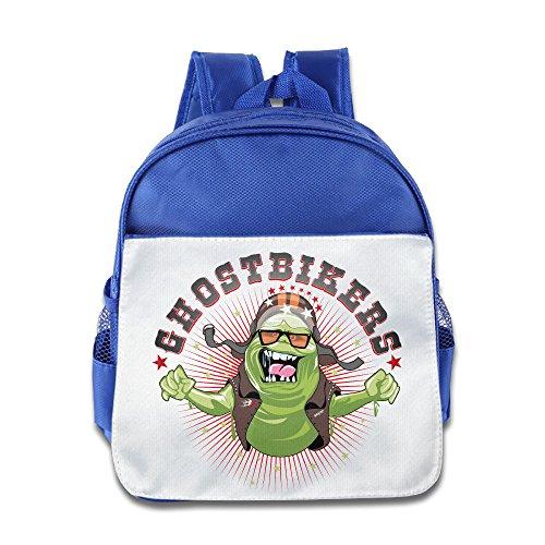 [Boxer98 Custom Cute Fashion Slimer Boys And Girls School Bagpack For 1-6 Years Old RoyalBlue] (Cute Slimer Costumes)