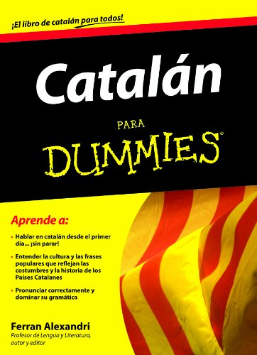 CATALAN PARA DUMMIES descarga pdf epub mobi fb2