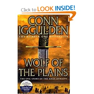 Wolf of the Plains (Conqueror 1) - Conn Iggulden