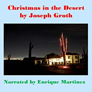 Christmas in the Desert Audiobook