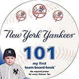 New York Yankees 101: My First Team-Board-Book