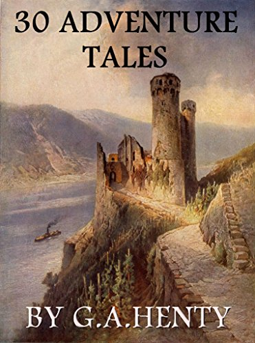 30 Adventure Tales (Annotated): Boxed Set (British Invasion Of India compare prices)