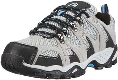 Ultrasport Sport und Laufschuh,10067, Unisex - Erwachsene Sportschuhe - Outdoor, Grau (Grey/black/blue 150), EU 36
