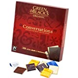 Green & Black's Conversations 180g (Box of 6)