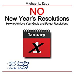 No New Year's Resolutions Audiobook