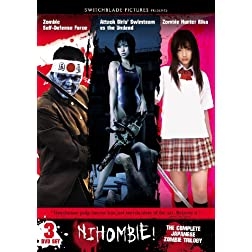 Zombie Triple-Feature