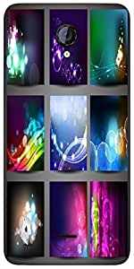 Snoogg Creative Abstract Background Set Designer Protective Back Case Cover F...