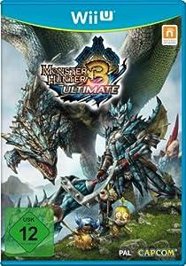 Monster Hunter 3 Ultimate - [Nintendo Wii U]