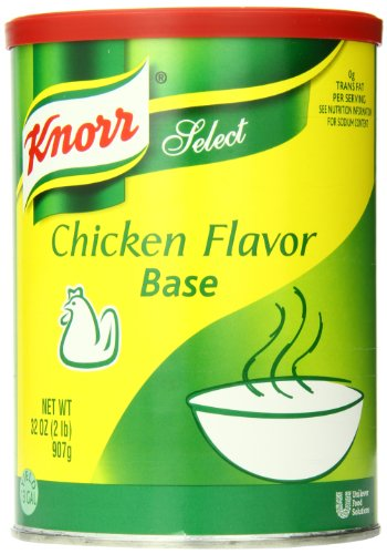 Knorr Chicken Flavor Base, 32 Ounce (Knorr Chicken Base compare prices)