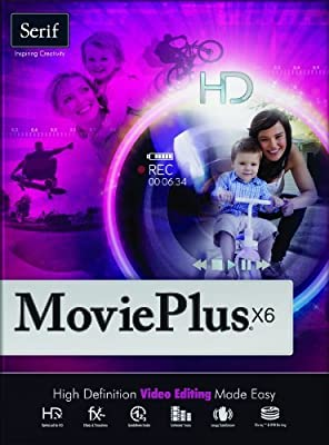 Serif MoviePlus X6 [Download]