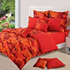 Swayam Paradise Printed Bed Set