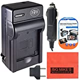 BM Premium EN-EL15 Battery Charger for Nikon 1 V1, D600 D610, D750, D800, D810, D810A, D7000, D7100, D7200 Digital SLR Camera + More!!