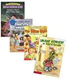 img - for Dadey Series Mix (11) : Ghostville Elementary; the Slim Wars; Swamp Monster in the 3rd Grade; the Bailey School Kids (#2-4);ogres Don't Hunt Easter Eggs;ghosts Don't Splash in Puddles; Angels Don't Know Karate; Mrs. Jeepers Batty Vacation (Book Sets for Kids : Grade 1 - 3) book / textbook / text book