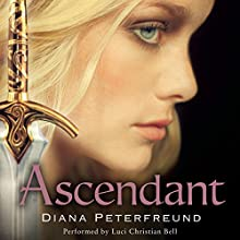Ascendant: Killer Unicorns, Book 2 (       UNABRIDGED) by Diana Peterfreund Narrated by Luci Christian Bell