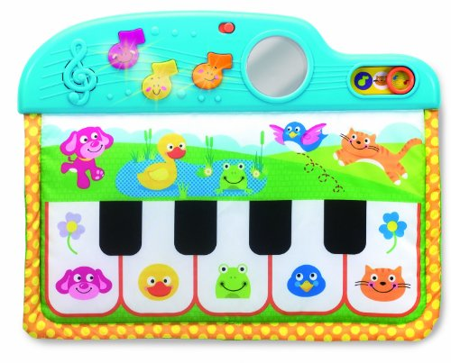 Winfun Sounds N Tunes Crib Piano - 1