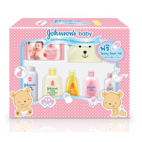 Johnson And Johnson Baby Set front-110750
