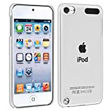 (US) Clear Ultra Thin Slim Hard Snap-On Transparent Crystal Back Cover Skin Case for New iPod Touch 5th Generation 5G 5