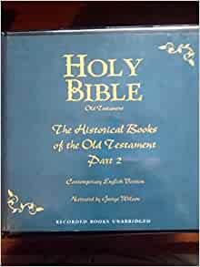 Historical books of the old testament