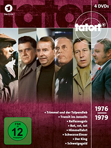 Tatort Klassiker - 70er Box 3 (1976-1979) [4 DVDs]