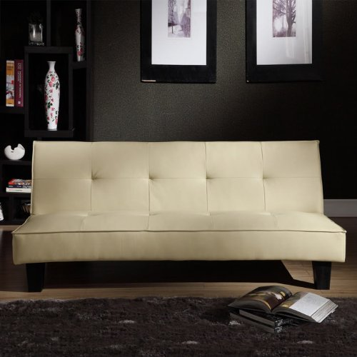 Faux Leather Mini Sofa Bed Best Price