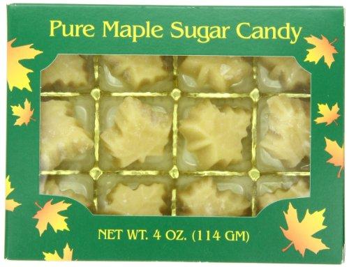 Butternut Mountain Farm Pure Maple Sugar Candy, 4 Ounce Box (Nanaimo Bars compare prices)