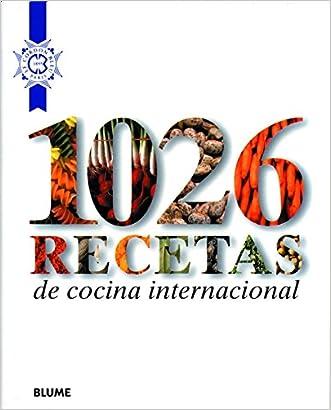 1026 recetas de cocina internacional (Spanish Edition)