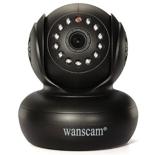 Telecamera ipcam wireless wifi infrarosso 13 led visione for Telecamera amazon