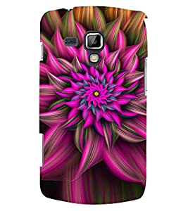 PRINTSWAG FLOWER Designer Back Cover Case for SAMSUNG GALAXY S DUOS 2 S7582