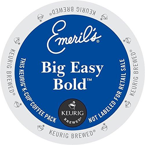 Keurig, Emeril's, Big Easy Bold, K-Cup Counts, 50 Count (Keurig Lock compare prices)