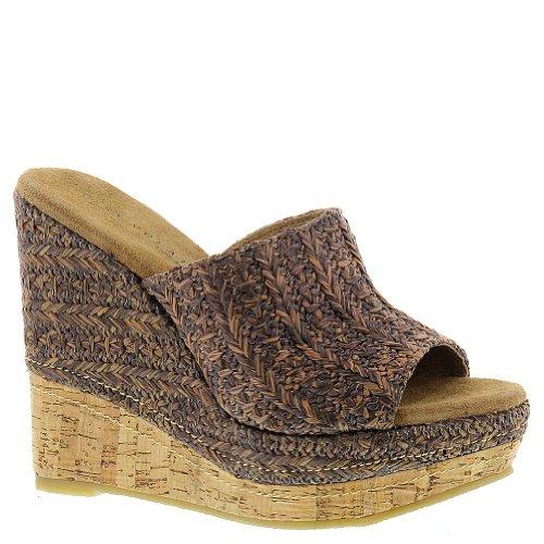 Volatile Women'S Sandstone Brown Sandal 8 M front-544995