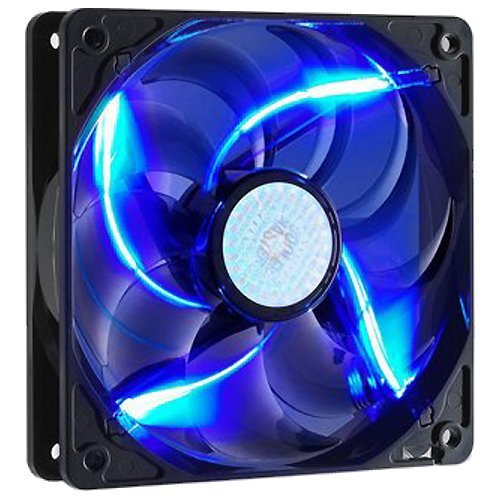 【Amazonの商品情報へ】Cooler Master Case Fan ブルー R4-L2R-20CK-GP