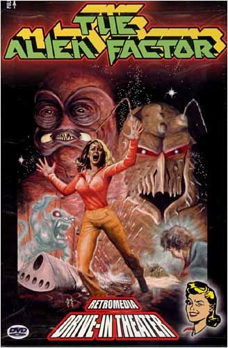 Cover art for  The Alien Factor