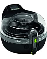 Tefal ActiFry 2 in 1 1.5kg Low Fat Fryer - Black