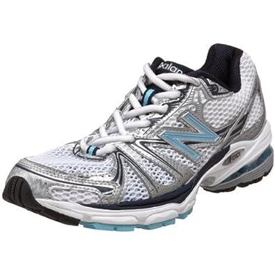 New Balance Women's WR759 NBx Running Shoe, Silver/Plum