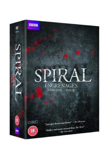 Spiral: Series 1-4 [Edizione: Regno Unito]