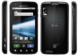 Motorola Atrix 4G MB860 16GB AT&T Locked Dual-Core Android Smartphone - Black