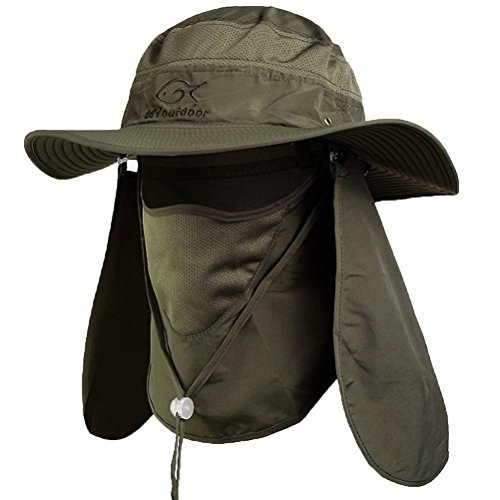 Ddyoutdoor-07-281-Fashion-Summer-Outdoor-Sun-Protection-Fishing-Cap-Neck-Face-Flap-Hat-Wide-Brim