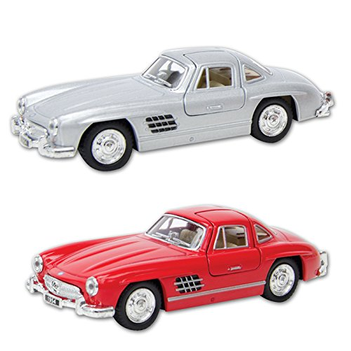Die Cast Mercedes SL300 (Sold Individually - Colors Vary) - 1