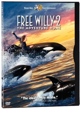Free Willy 2: The Adventure Home (Snap Case Packaging)