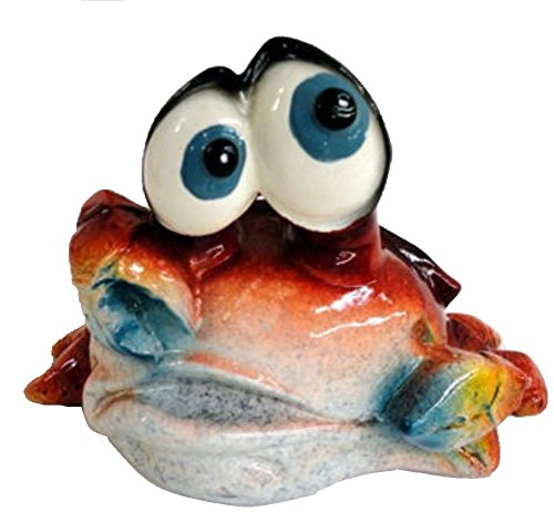 Comical Red Crab Coin Bank
