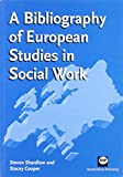 img - for Bibliography of European studies in social work book / textbook / text book