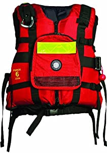 Mustang Survival Swift Water Rescue Instructor Vest by Mustang Survival