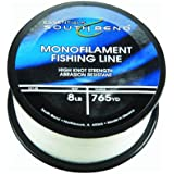 South Bend Monofilament Line, 8-Pound