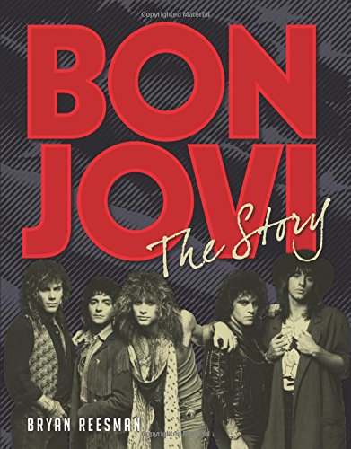 Bon Jovi at 33: A Complete Illustrated History